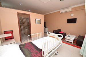 Hospital room (Single room)