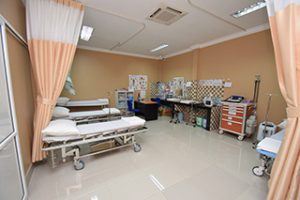 Emergency Treatment Room